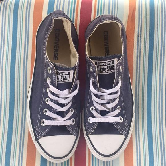 013c4e4883b3 Converse Shoes - Navy Blue Converse
